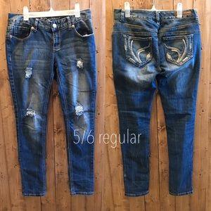 Skinny Jeans, size 5/6